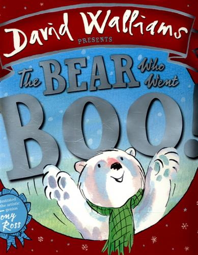 Picture of The bear who went boo!