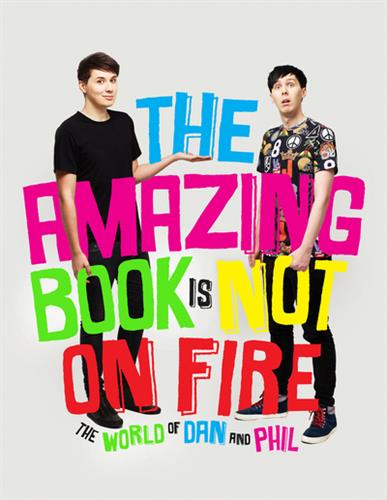 Picture of The amazing book is not on fir