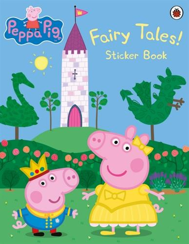 Picture of Peppa Pig: Fairy Tales! Sticke