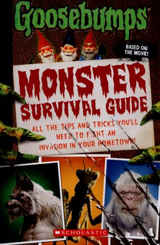 Picture of Monster survival guide