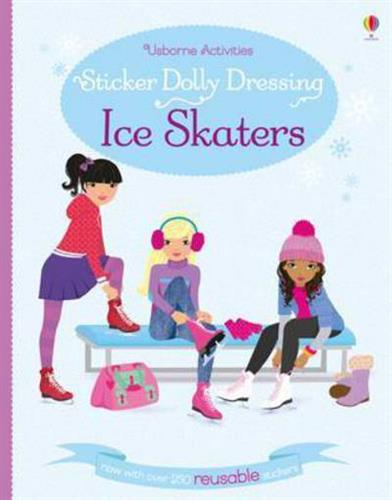 Picture of Sticker Dolly Dressing Ice Ska
