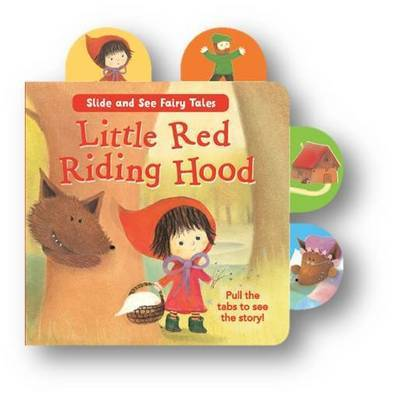 Picture of Little Red Riding Hood Slide a