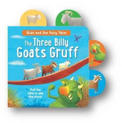 Picture of Three Billy Goats Gruff Slide