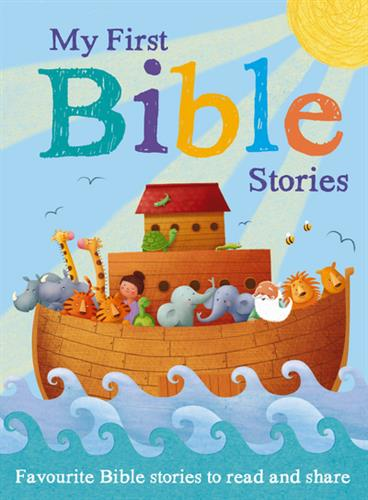 Picture of My first Bible stories