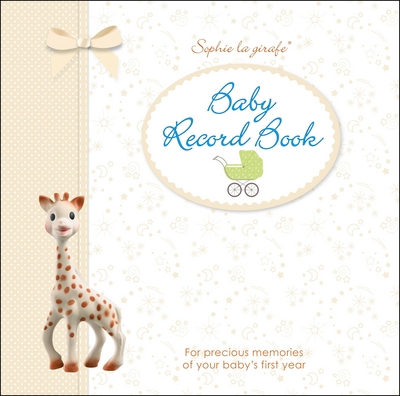 Picture of Sophies Baby Record Book
