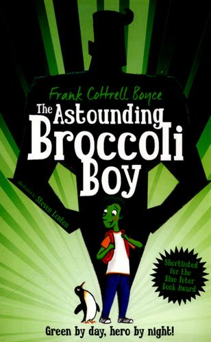 Picture of The astounding Broccoli Boy