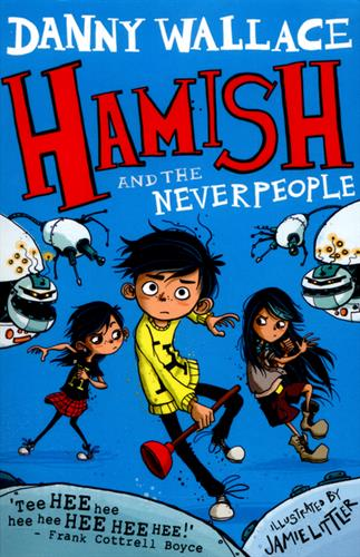 Picture of Hamish and the Neverpeople