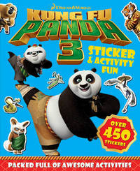 Picture of Kung Fu Panda 3 Sticker & Acti