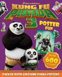 Picture of Kung Fu Panda 3 Poster Book P/