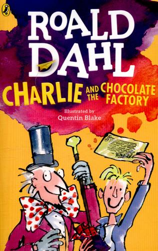 Picture of Charlie and the chocolate fact