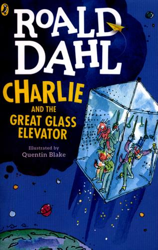 Picture of Charlie and the great glass el