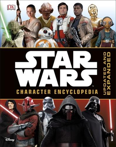 Picture of Star Wars character encycloped