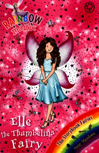 Picture of Elle the Thumbelina Fairy