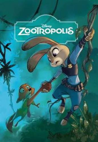 Picture of Disney Zootropolis Padded Clas