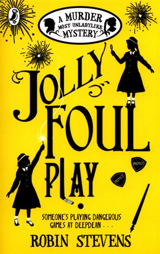 Picture of Jolly foul play