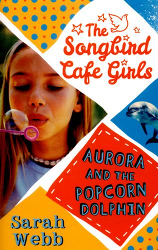 Picture of Aurora and the popcorn dolphin