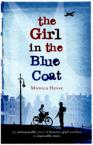 Picture of The girl in the blue coat