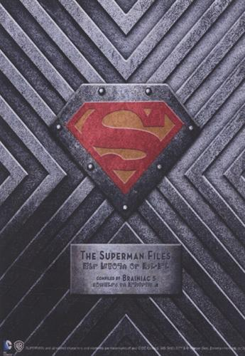 Picture of The Superman files