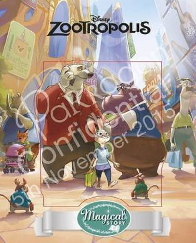 Picture of Zootropolis Magical Story Book