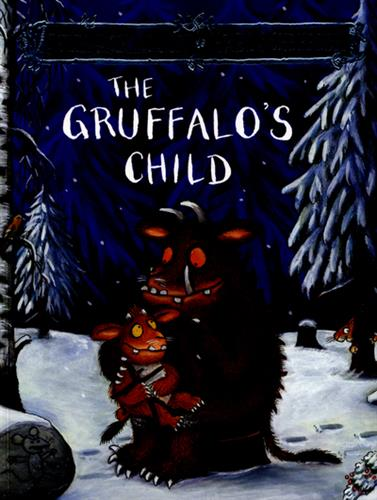 Picture of The Gruffalos child
