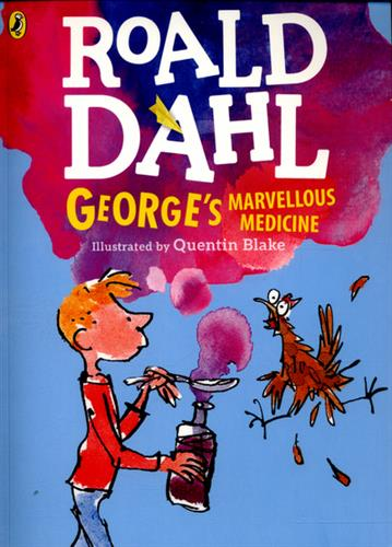 Picture of Georges marvellous medicine