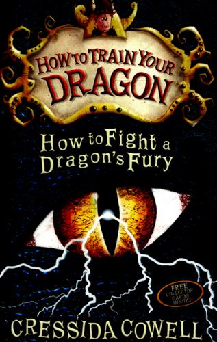 Picture of How to fight a dragons fury