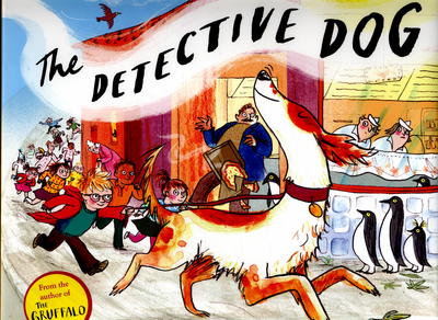 Picture of The detective dog