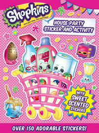 Picture of Shopkins House Party Sticker A