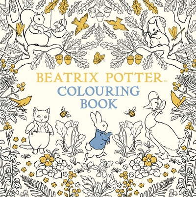 Picture of The Beatrix Potter Colouring B