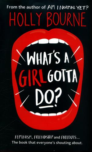 Picture of Whats a girl gotta do?