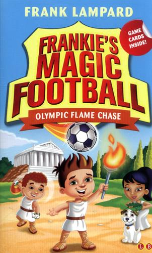 Picture of Olympic flame chase