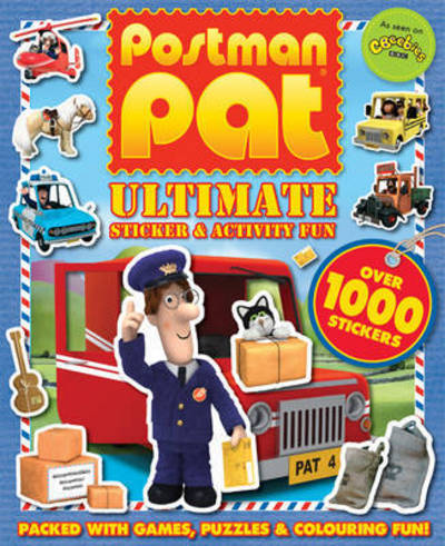 Picture of Postman Pat Ultimate Sticker &