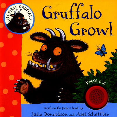 Picture of Gruffalo growl