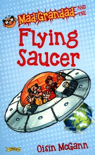 Picture of Mad Grandads flying saucer