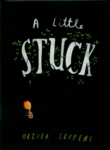 Picture of A Little Stuck Board Book