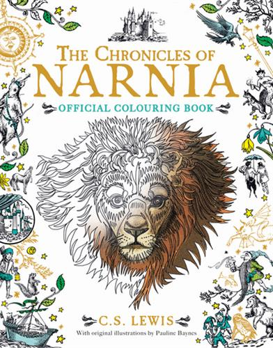 Picture of Chronicles Of Narnia Colouring Book