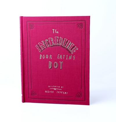 Picture of Incredible Book Eating Boy 10th Anniversary Ed