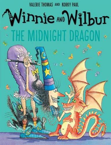 Picture of Winnie and Wilbur the Midnight Dragon
