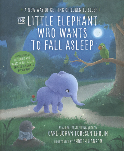 Picture of Little Elephant Who Wants to Fall Asleep