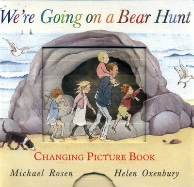 Picture of Were Going on a Bear Hunt Changing Picture Ed