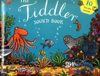 Picture of Tiddler Sound Book