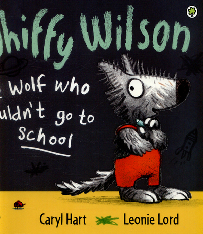 Picture of Whiffy Wilson The Wolf Who Wouldnt Go to School