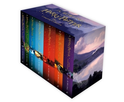 Picture of Harry Potter Boxed Set N/E Complete Collection