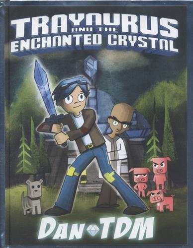 Picture of Trayaurus And The Enchanted Crystal