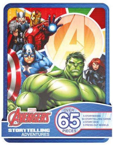 Picture of Marvel Avengers Storytelling Adventures Tin