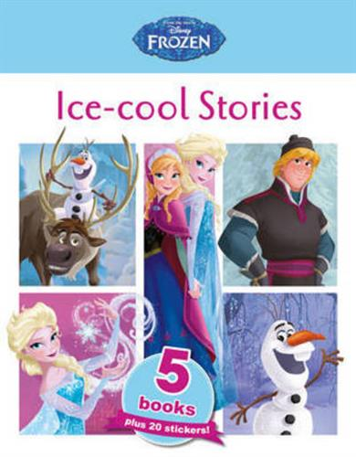 Picture of Disney Ice Cool Stories 5 Book Slipcase