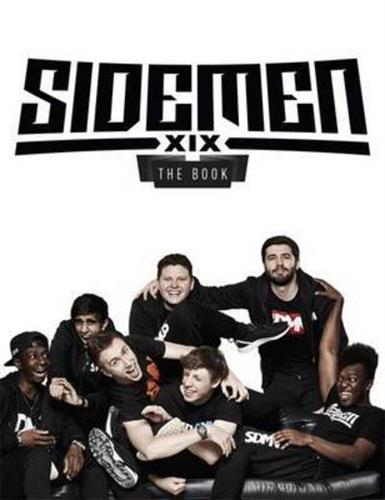 Picture of Sidemen The Book