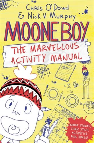 Picture of Moone Boy And The Marvellous Activity Manual