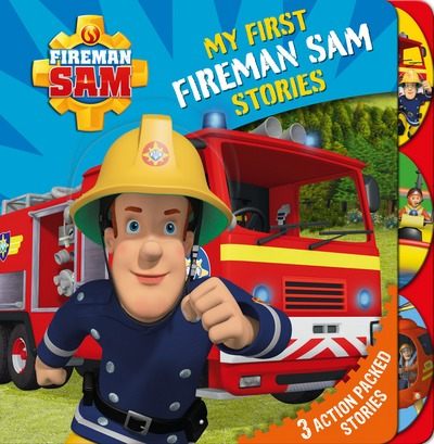 Picture of Fireman Sam My First Fireman Sam Story Treasury Board Book