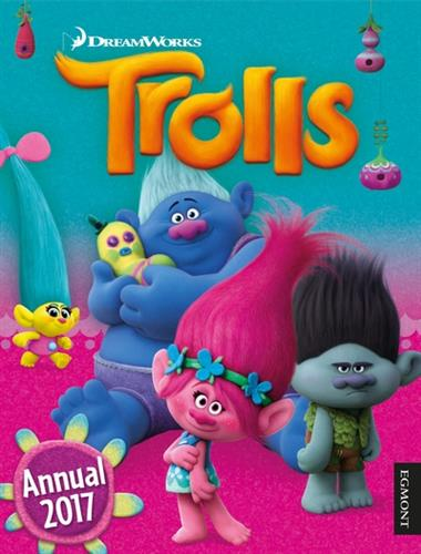 Picture of Dreamworks Trolls Annual 2017